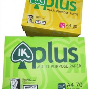 IK Plus Multi Purpose Copy Paper